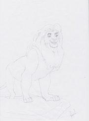 Roi Lion.