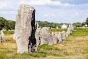Menhirs Carnac (Francia). Carlos Pallares