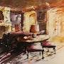 Ombres et lumières au château. Patricia Palenzuela Kroockmann
