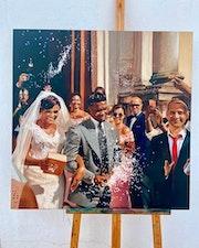Samuel Eto'o's wedding. Ibrahimoubarak