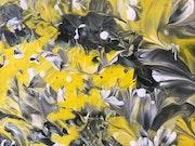 Lutte floral. E. B
