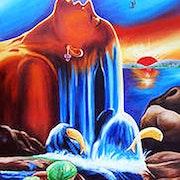 The power of nature. Ragunath