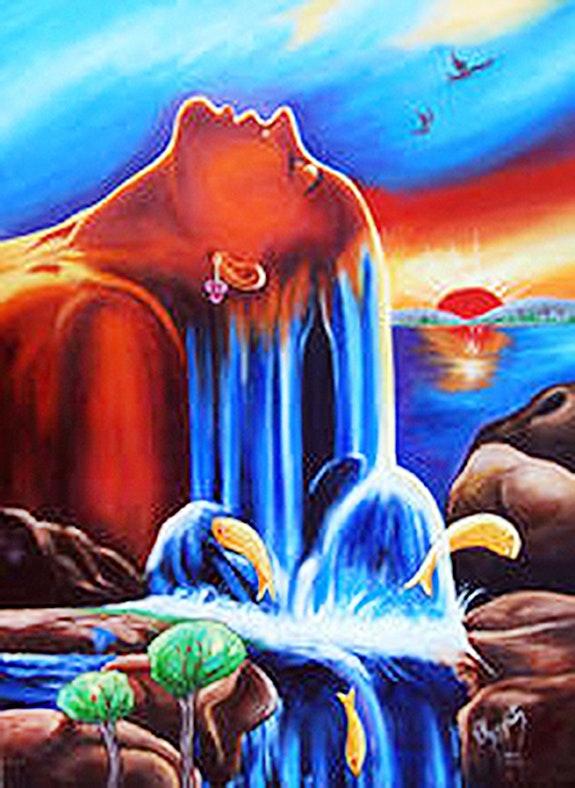 The power of nature. V. Ragunath Ragunath
