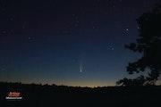 Rencontre avec la comète Neowise. Stéphane Huet