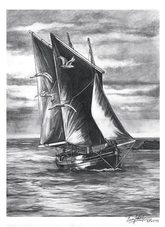 Bateau breton. Esoshots Esoshots