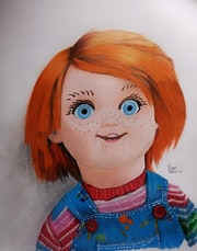 Chucky de «Childs Play».