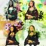 La joconde et les quatre saisons. Ferrokaro