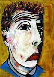 4- Egon Schiele IV. Soy un Retrato..