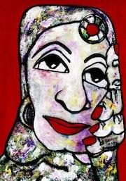 14- Greta Garbo III. Soy un Retrato..