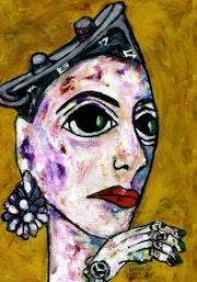 15- Greta Garbo IV. Soy un Retrato..