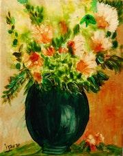 Fleurs de grenadier. J. Faure