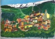 Roussillon et le Mont Ventoux.