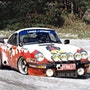 Caricature Porsche.
