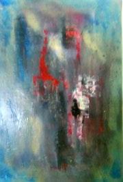 Tormenta imprevista azulada. Salvador Alberto Caliri