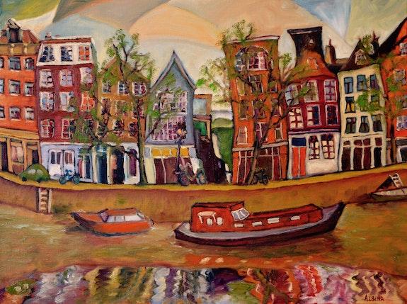 Amsterdam. Albina Urbanek