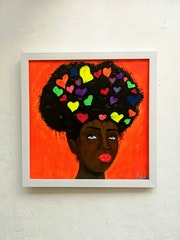 Love afro.