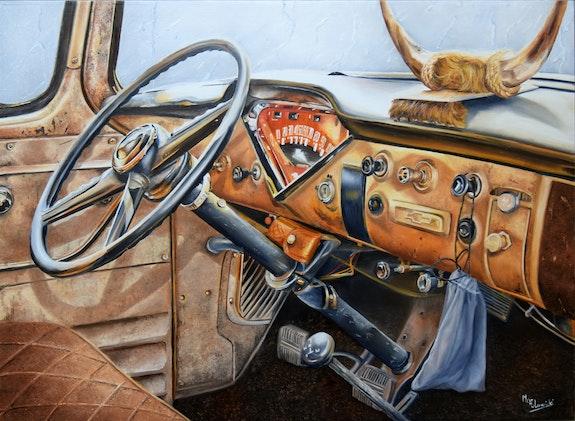 Houmeau. La Chevrolet Intérieure Houmeau