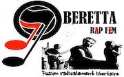 Beretta rap fem sticker1.