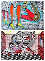 Viajes residencia de artista grupos guiados artista moderna. Mirit Ben-Nun
