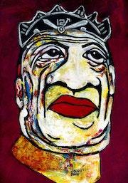 20- Juan Carlos I de Borbón. Soy un Retrato.. Carmen Luna
