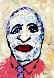 41- Juan Carlos I de Borbón VII. Soy un Retrato.. Carmen Luna