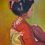 Petite geisha.