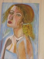 Portrait femme. Françoise Charvieux