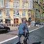 En bicicleta por Valencia. Enry Colomer