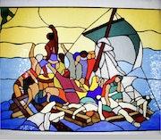 Migrants. René Streel