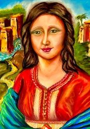 Et si Mona Lisa était… Mouna Louisa ! Et si la Joconde était marocaine ?.