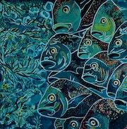 Les poissons bleus (titre provisoire).