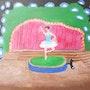 La danseuse. Jeanlouis Briançon
