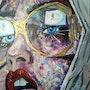 Ysl2 (détails). Fabio Art Gallery