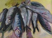 Sardines. Anyck Alvarez Kerloch