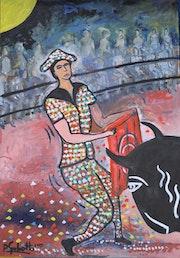 El taureau. Pascal Gabotto