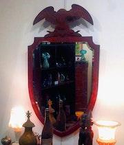 Miroir a l'aigle américain. Espace Les Noisetiers -La Cavalerie-
