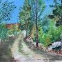 Sur le chemin de la Sologne. Catherine Souet-Bottiau