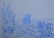 Monochrome 3 - Bleu.