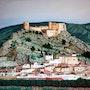 Castillo de Castalla restaurado. Leandro Berbegal