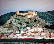 Castillo de Castalla restaurado.