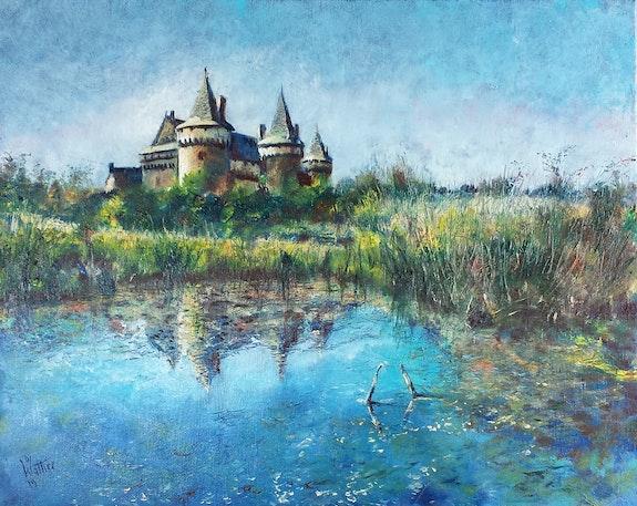 Le Château de Suscinio. Dany Wattier Dany Wattier