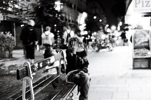 Cache ton visage. Leila Boucif Lb Photography
