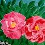Fleurs roses. Antoine Silveira
