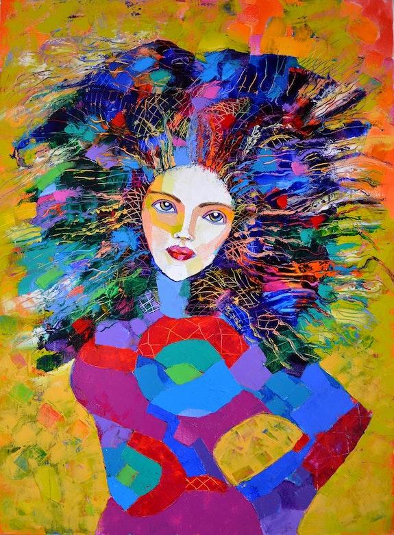 Muse. Vyara Tichkova Vyara&art