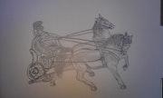 Course de char romain. Fantou16