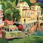 Portofino. Alan Albegov