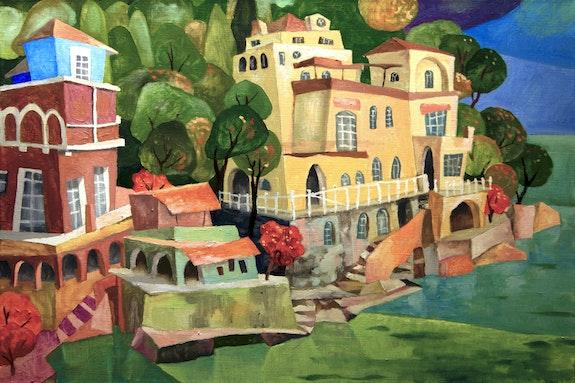 Portofino. Alan Albegov Alan Albegov