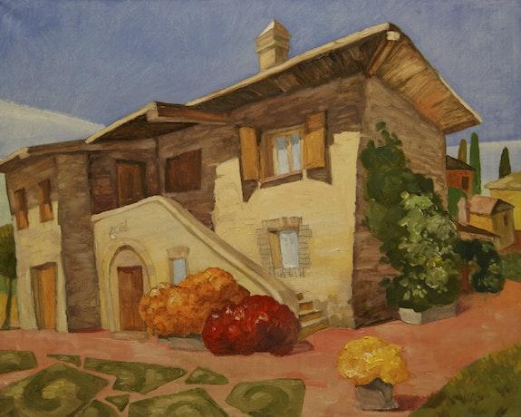 Montepulciano. Alan Albegov Alan Albegov