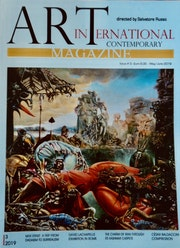 Magazine Art International René Berrut page 108.