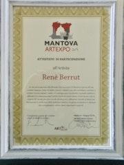 Distinction Mantova Artexpo 2019.